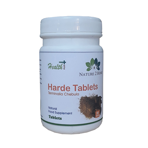 Harde (Terminali Chebula) PowderTablets: 80 gms